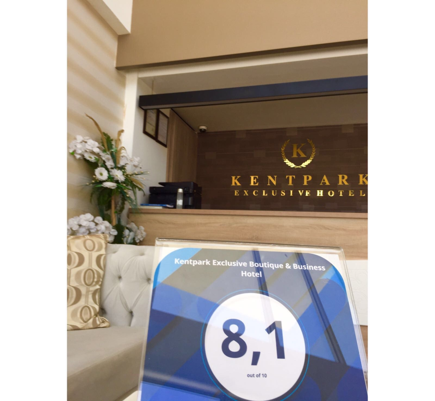 KENTPARK EXCLUSİVE HOTEL
